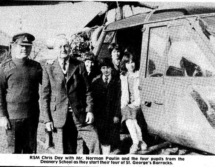Sutton Coldfield News, 1981.