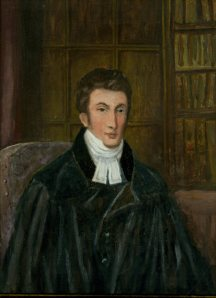 John Cutler portrait, courtesy of Sherborne School, Dorset