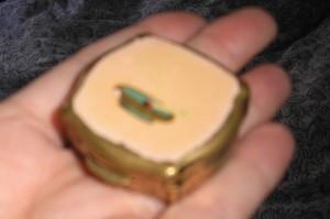 The portable ashtray