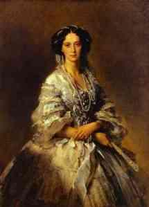 halter,_Franz_Xaver_(1805-1873)'Portrait_of_Empress_Maria_Alexandrovna_(1824-1880)'_wife_of_Russian_Emperor_Alexander_II,_Oil_1857,_The_Hermitage_(copy)