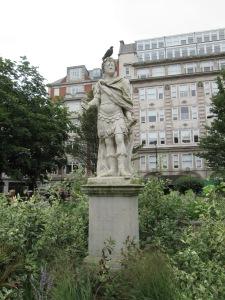 George II in his Grecian glory