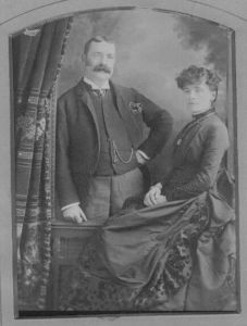 Wedding portrait, Notman Collection, McCord Museum of Canadian History
