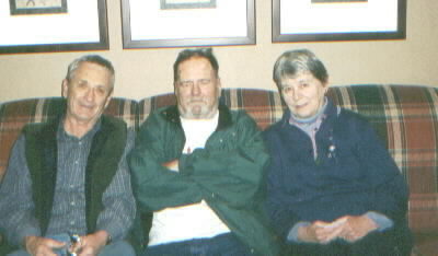 dad, john & marilyn 2002