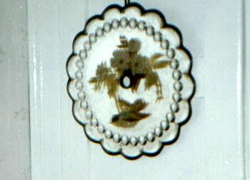 EPaulin mirror cake plate