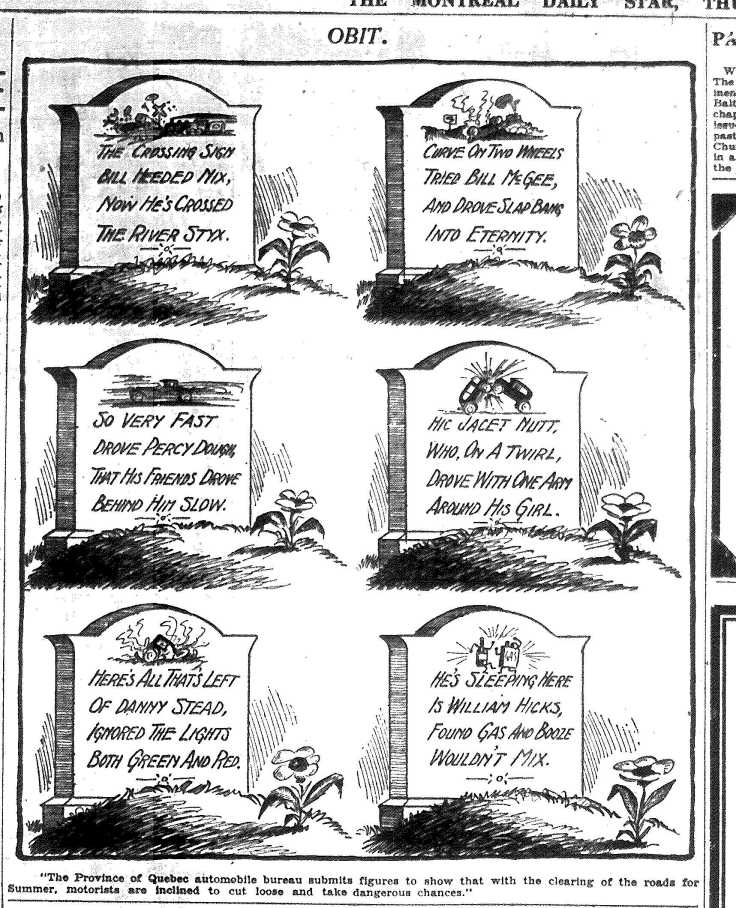 cartoon 1930