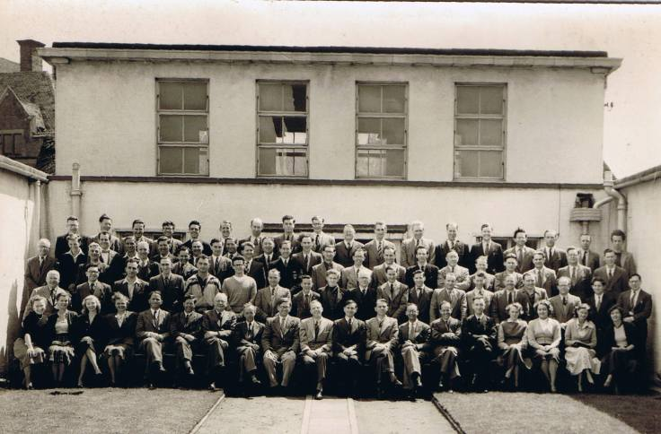 physics bham 1951